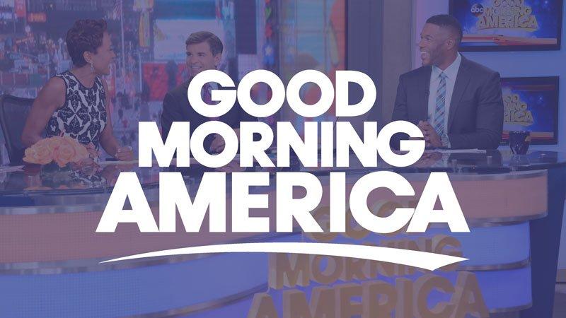 Good Morning America: Making the Weather Rain